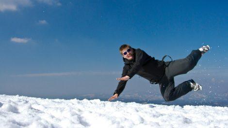 Snow tourism