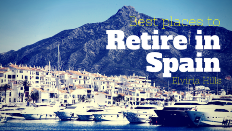 best places to retire in spain