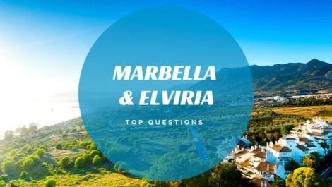 Questions about Marbella and Elviria