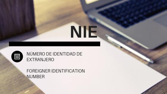 Número de Identificación para Extranjeros