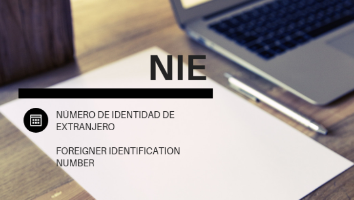 NIE – Foreigner Identification Number