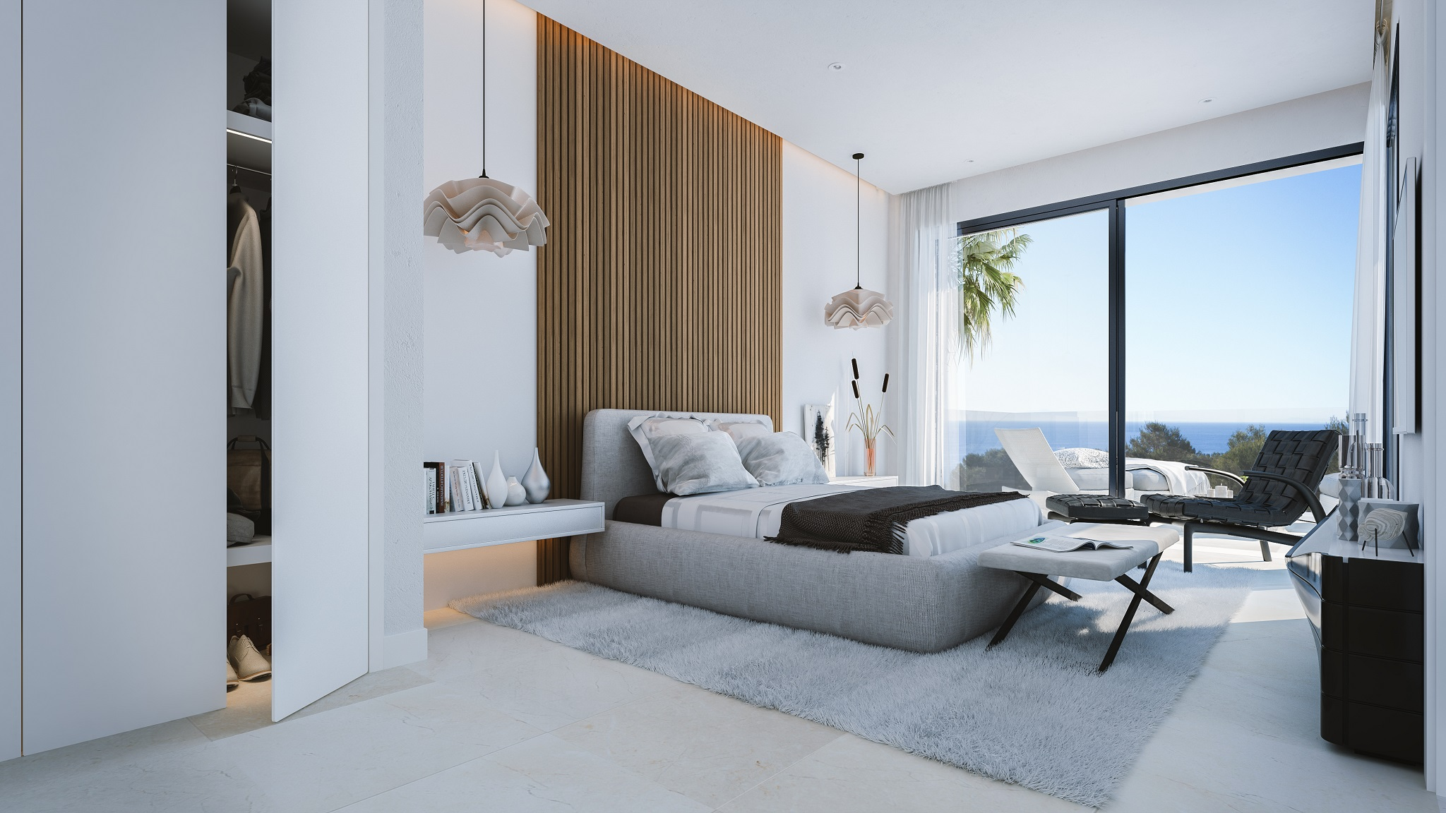 Impresionante villa moderna en Marbella este