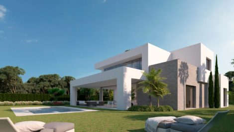 Exclusive Off-plan Villas of Modern Style in La Cala de Mijas in
