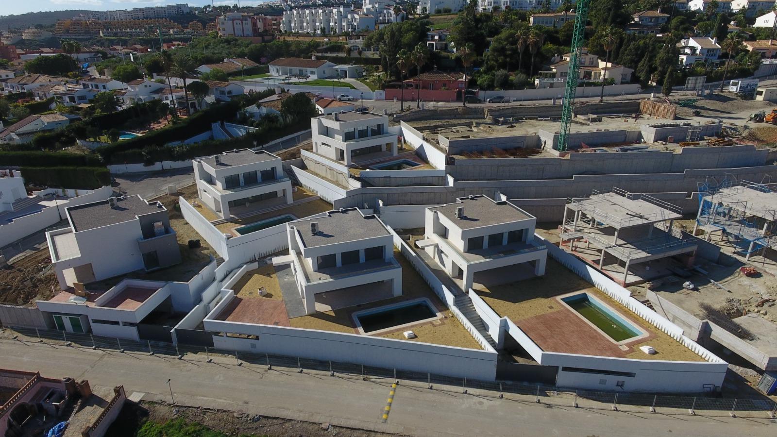 Villa Moderna en Manilva