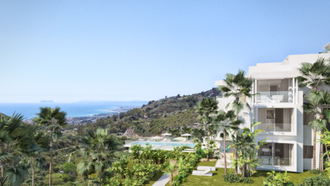 3 bedroom penthouse for sale in Marbella-Ojén