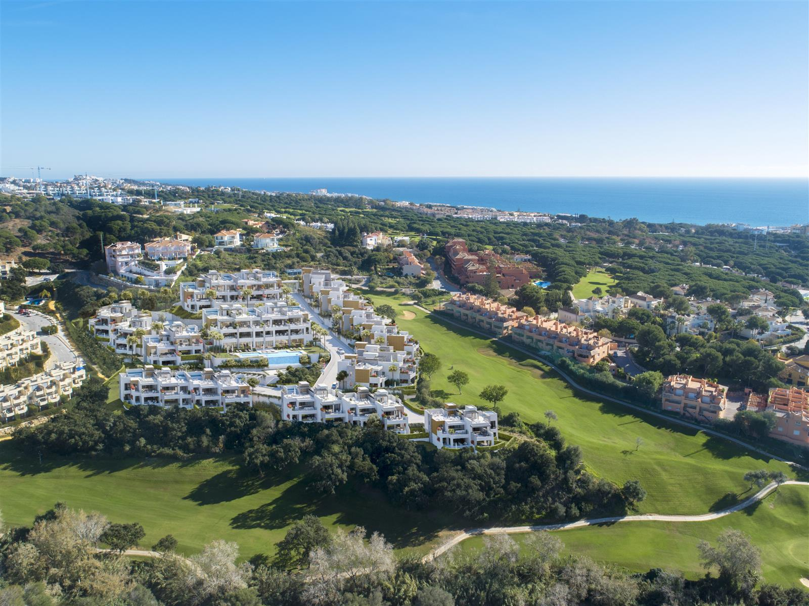 New apartment for sale in Cabopino