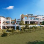 New penthouses for sale in Cabopino