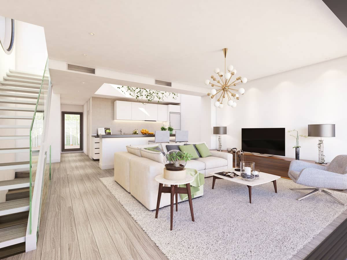 Exclusive Townhouse on the New Golden Mile