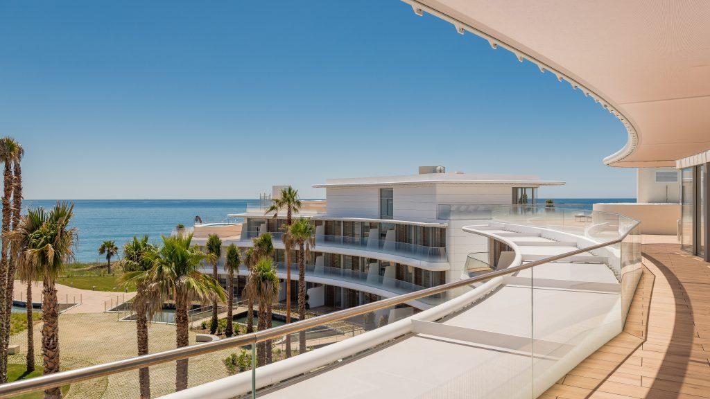 Magníficos apartamentos en Estepona