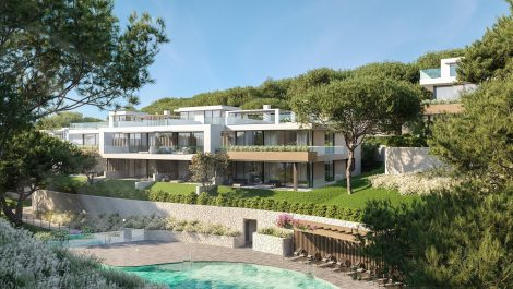 Brand new apartments in Cabopino in