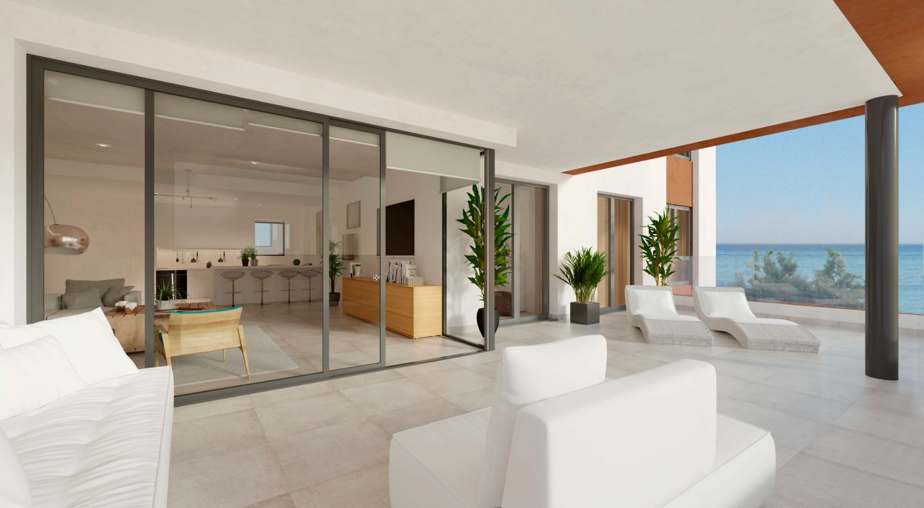 Brand new and modern apartments in Fuengirola