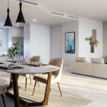Luxury apartments in Santa Clara