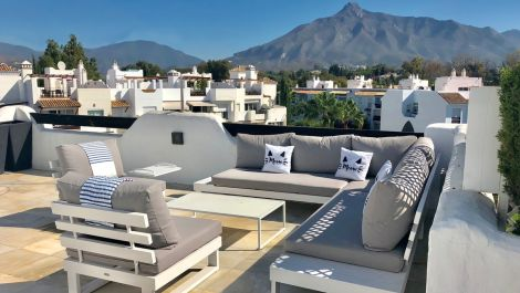 3 bedroom Penthouse for sale in Puerto Banús – R3226012 in