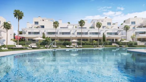Atico de 3 dormitorios en venta en Estepona – R3510478