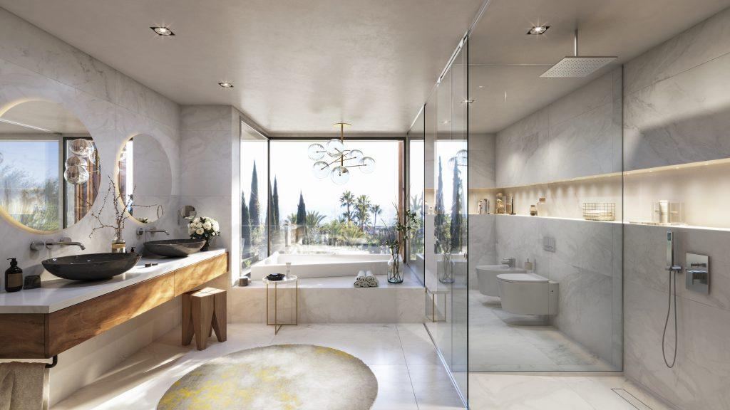 Villas de diseño en Sierra Blanca