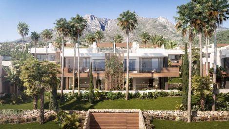 Designer villas in Sierra Blanca