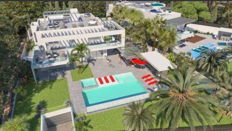 Villa de 5 dormitorios en venta en Marbesa – R3537718 en