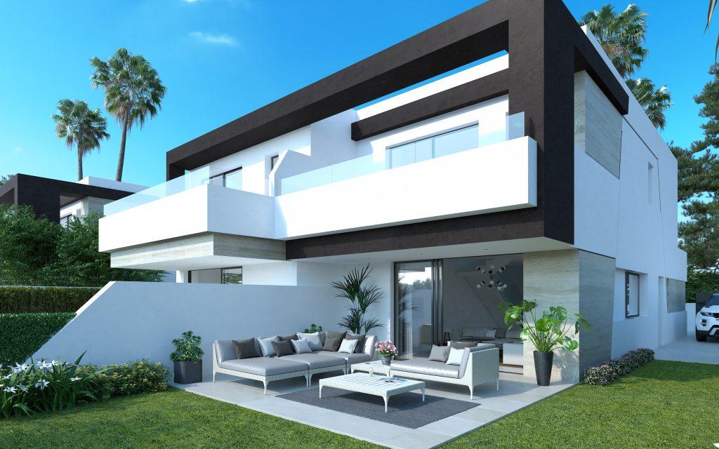 Luxury new development