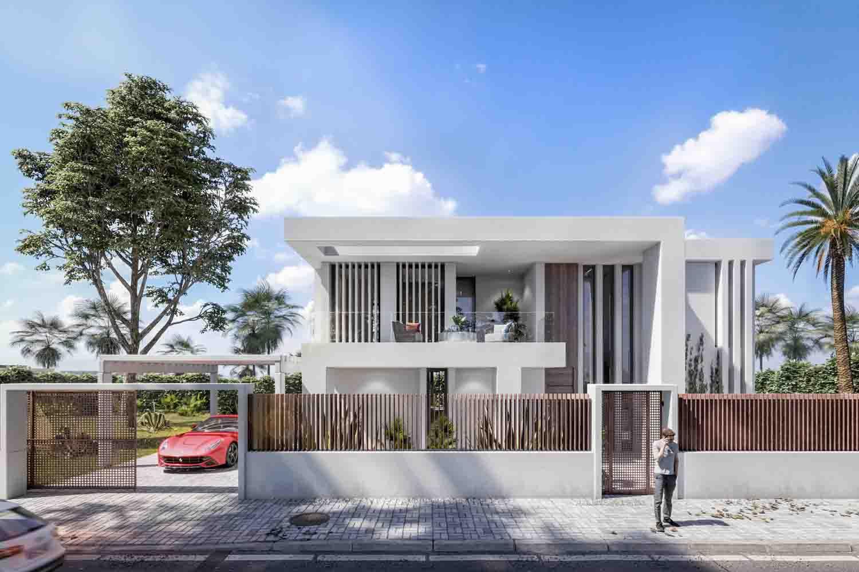 New luxury development