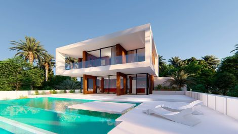 Luxury villa for sale in