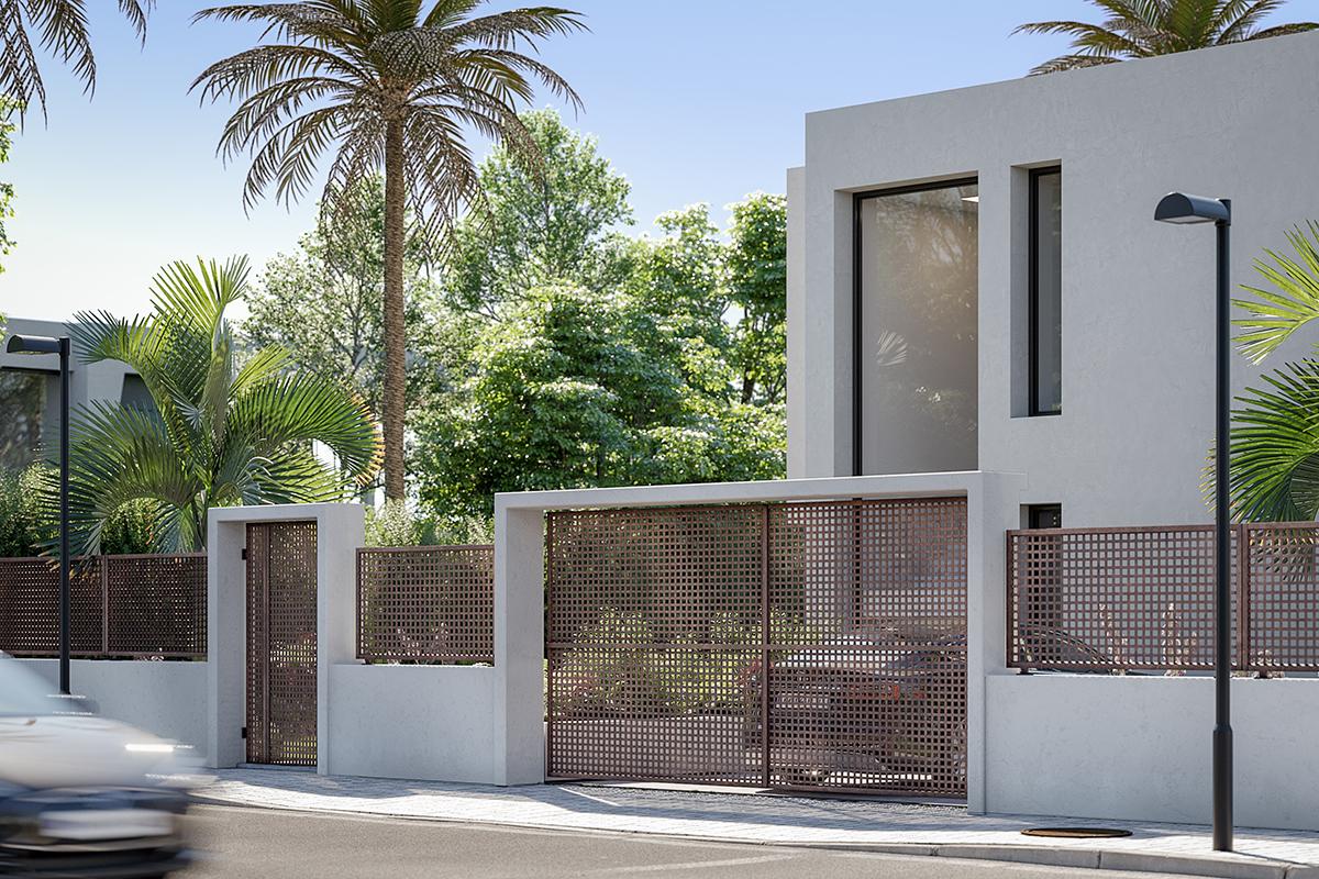 Modern Villa in Estepona