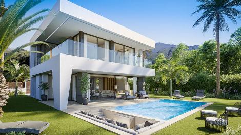 Modern Villa in Estepona in Estepona