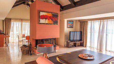 Atico de 3 dormitorios en venta en Los Flamingos – R3520486 en