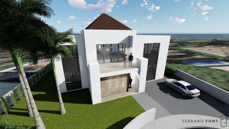 Villa de 4 dormitorios en venta en Los Monteros – R3420553 en