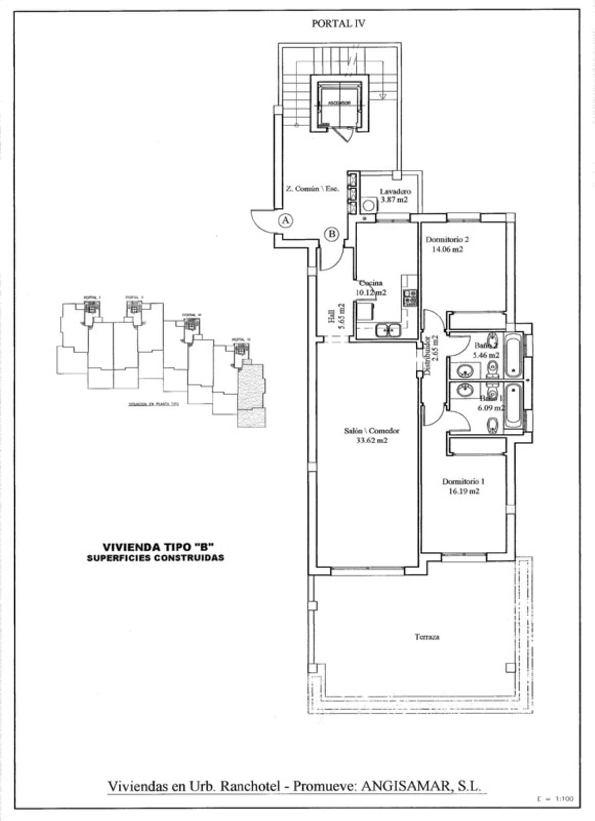 2 bedroom Apartment for sale in Elviria – R2451275
