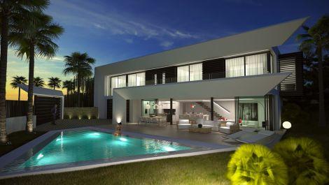 Villa de 4 dormitorios en venta en Reserva de Marbella – R3600569 en