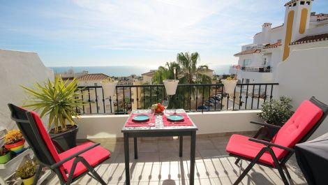Atico de 3 dormitorios en venta en Riviera del Sol – R3584341