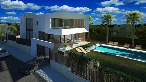 Villa de 4 dormitorios en venta en Reserva de Marbella – R3600584 en
