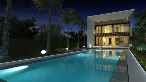 Villa de 4 dormitorios en venta en Reserva de Marbella – R3600629 en