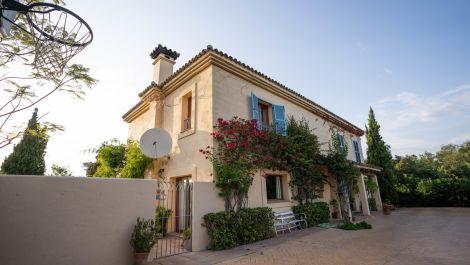 Villa de 5 dormitorios en venta en Sotogrande – R3166117 en