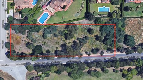 Plot for sale in Sotogrande Alto – R3278458 in