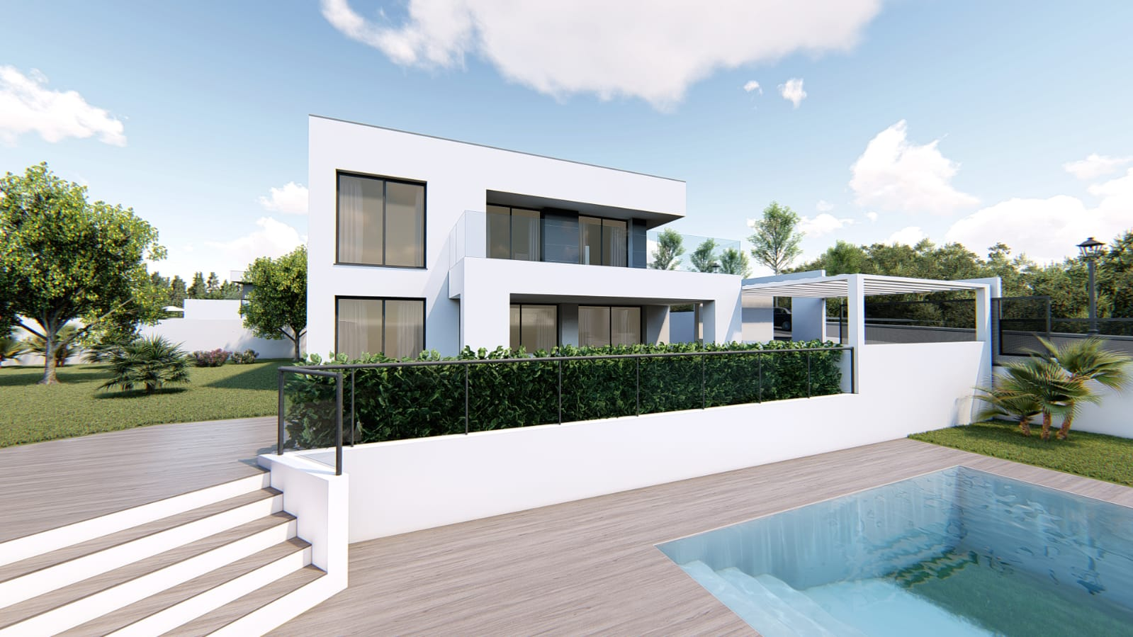 New Modern Villa in Manilva