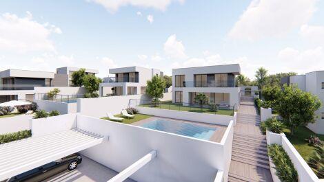 New Modern Villa in Manilva in