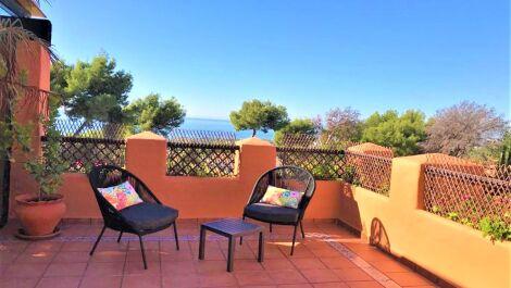 Atico de 2 dormitorios en venta en Sierra Blanca – R3650540 en