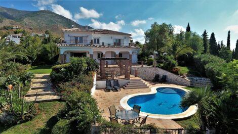 4 bedroom Villa for sale in Mijas – R3551095 in
