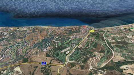 Plot for sale in Estepona – R3395590