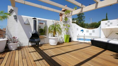Atico de 2 dormitorios en venta en La Mairena – R3678905 en