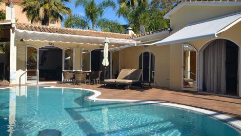 Villa de 3 dormitorios en venta en Carib Playa – R3592873 en