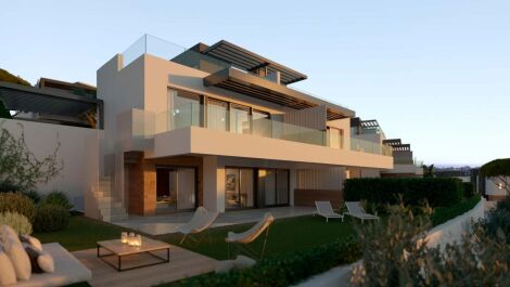 New complex of villas in Atalaya in