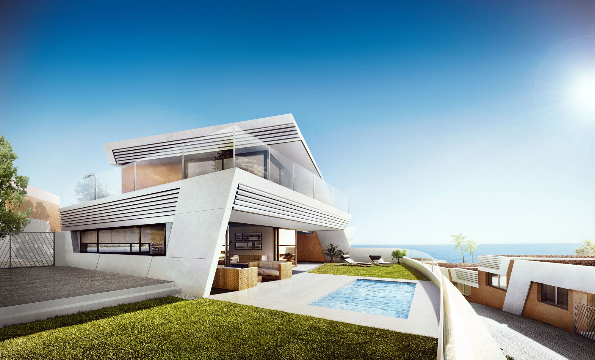Exclusive New Complex in Mijas Costa