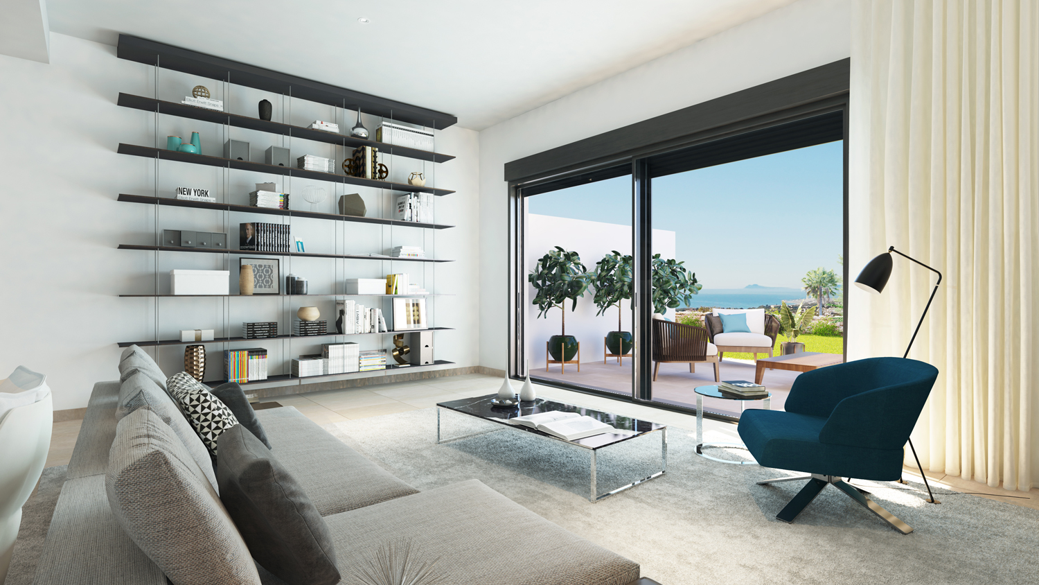 New townhouse complex in Manilva