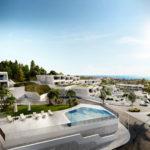 Nueva y exclusiva urbanización en Mijas Costa