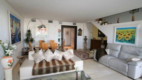 Atico de 4 dormitorios en venta en Mijas Costa – R3550768 en
