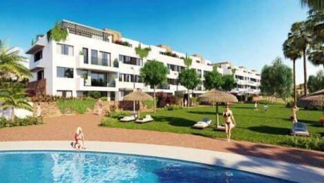Apartamento de 2 dormitorios en venta en Mijas Costa – R3599570 en